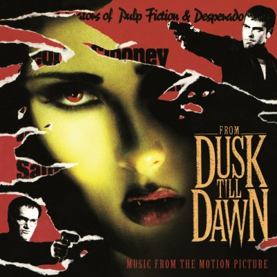 ORIGINAL SOUNDTRACK - FROM DUSK TILL DAWN (ZZ TOP, STEVIE RAY VAUGHAN, THE LEFTOVERS A.O.)