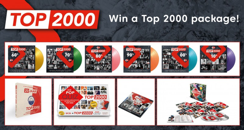 WIN A TOP 2000 PACKAGE!