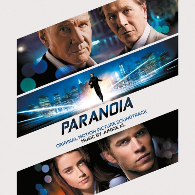 ORIGINAL SOUNDTRACK - PARANOIA =MUSIC BY JUNKIE XL=