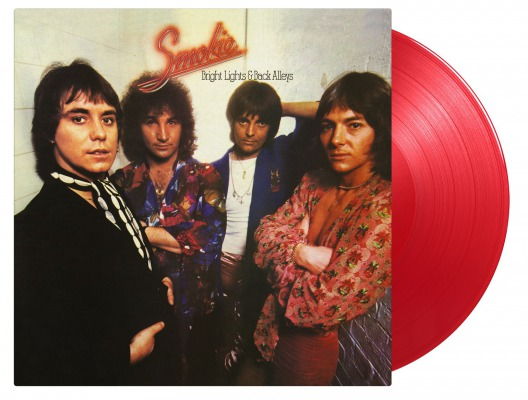 SMOKIE - BRIGHT LIGHTS AND BACK ALLEYS =EXPANDED EDITION=