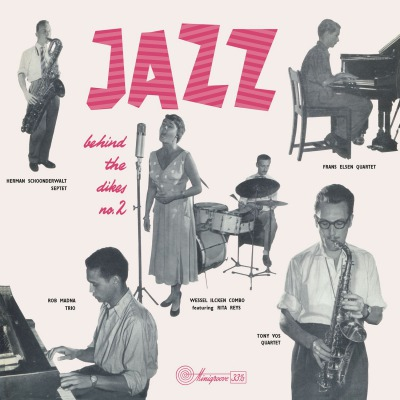 VARIOUS ARTISTS - JAZZ BEHIND THE DIKES VOL.2