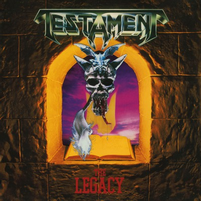 TESTAMENT - THE LEGACY