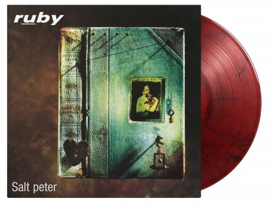 RUBY - SALT PETER (COLOURED VINYL)