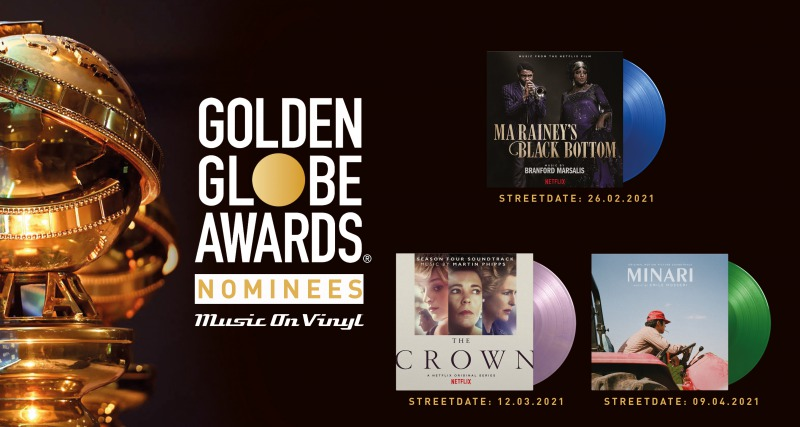 Golden Globes On Vinyl