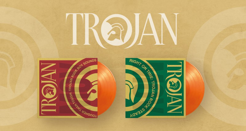 TROJAN COMPILATION SERIES AVAILABLE THIS WEEK