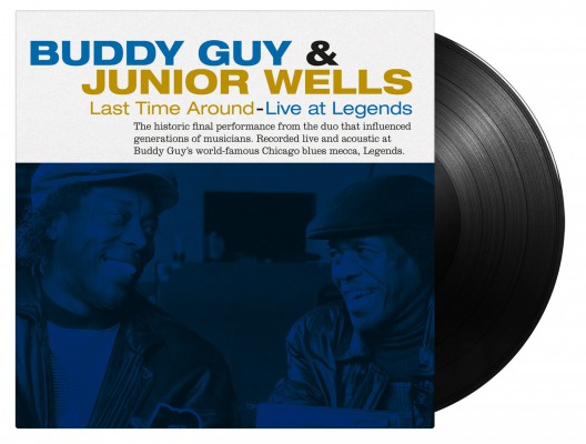 BUDDY GUY AND JUNIOR WELLS - LAST TIME AROUND - LIVE AT LEGENDS