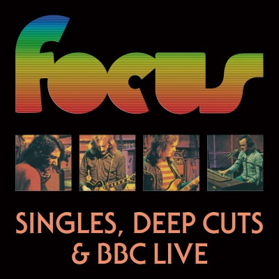 FOCUS - SINGLES, DEEP CUTS & BBC LIVE