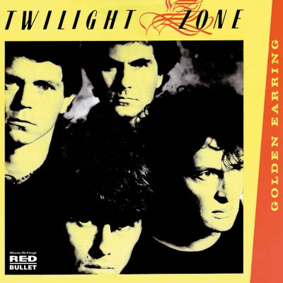 GOLDEN EARRING - TWILIGHT ZONE/ WHEN THE LADY SMILES