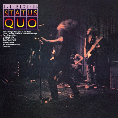 STATUS QUO - THE REST OF STATUS QUO