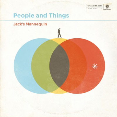 JACK'S MANNEQUIN - PEOPLE AND THINGS
