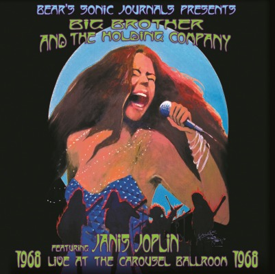 BIG BROTHER AND THE HOLDING COMPANY FEAT. JANIS JOPLIN - LIVE AT THE CAROUSEL BALLROOM 1968