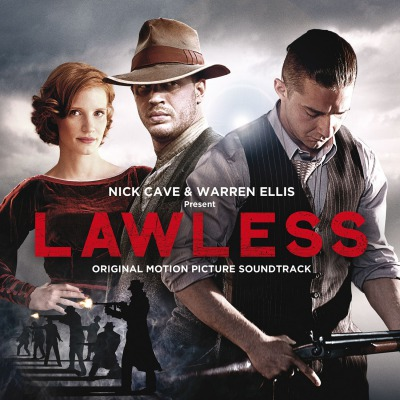 NICK CAVE & WARREN ELLIS - LAWLESS (ORIGINAL SOUNDTRACK)