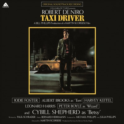 ORIGINAL SOUNDTRACK - TAXI DRIVER (BERNARD HERMANN)