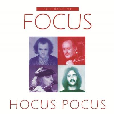 FOCUS - HOCUS POCUS / BEST OF FOCUS - Music On Vinyl