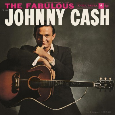 JOHNNY CASH - THE FABULOUS JOHNNY CASH =MONO=