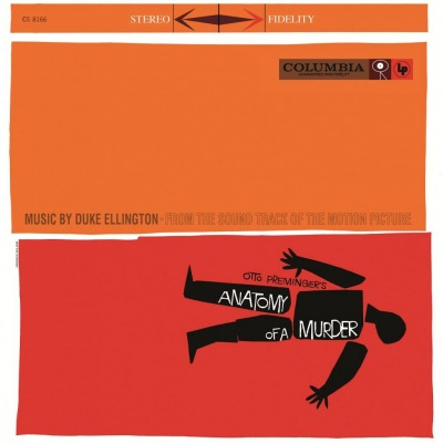 DUKE ELLINGTON - ANATOMY OF A MURDER (ORIGINAL SOUNDTRACK)