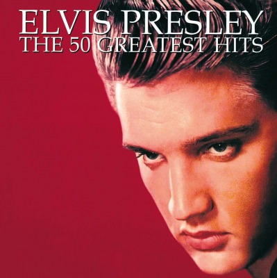 ELVIS PRESLEY - 50 GREATEST HITS