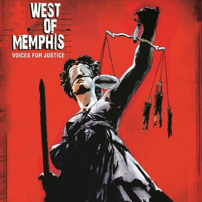 OST - WEST OF MEMPHIS: VOICES FOR JUSTICE (EDDIE VEDDER, BOB DYLAN, MARILYN MANSON, NICK CAVE, BAND OF HORSES A.O.)