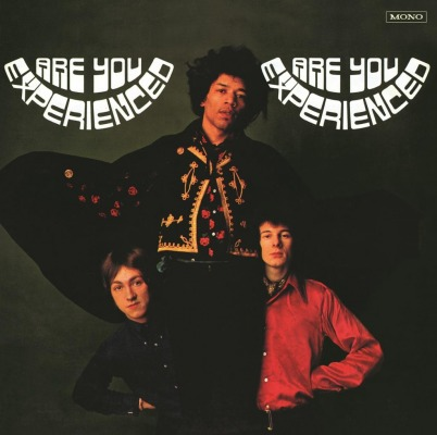THE JIMI HENDRIX EXPERIENCE - ARE YOU EXPERIENCED =UK=