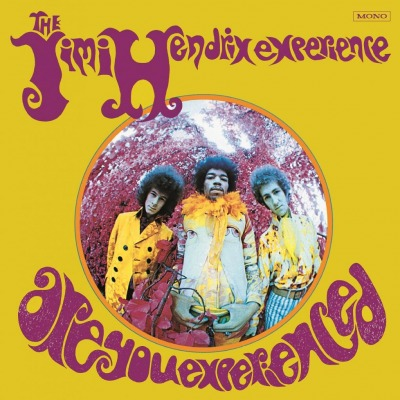 THE JIMI HENDRIX EXPERIENCE - ARE YOU EXPERIENCED =US=
