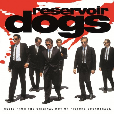 ORIGINAL SOUNDTRACK - RESERVOIR DOGS  (GEORGE BAKER, STEALERS WHEEL, HARRY NILSSON A.O.)