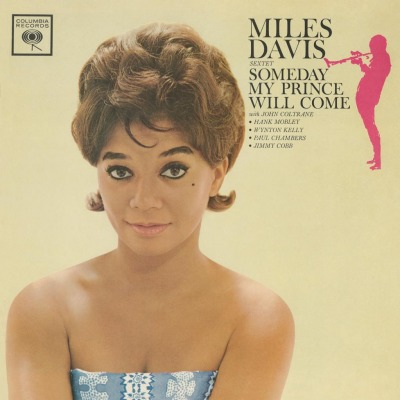 MILES DAVIS SEXTET - SOMEDAY MY PRINCE WILL COME =MONO=