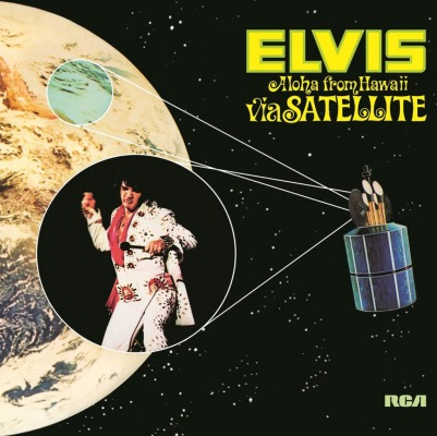 ELVIS PRESLEY - ALOHA FROM HAWAII VIA SATELLITE / THE ALTERNATE ALOHA