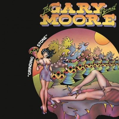 GARY MOORE BAND - GRINDING STONE
