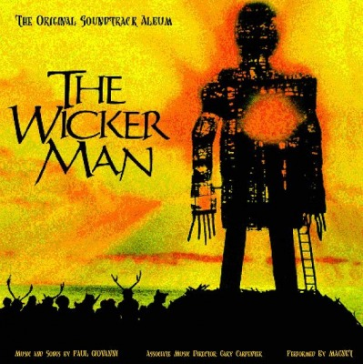 ORIGINAL SOUNDTRACK - WICKER MAN (PAUL GIOVANNI)