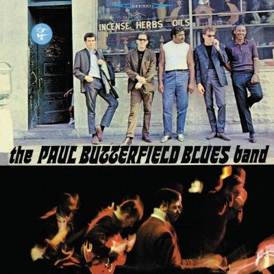 PAUL BUTTERFIELD BLUES BAND - PAUL BUTTERFIELD BLUES BAND